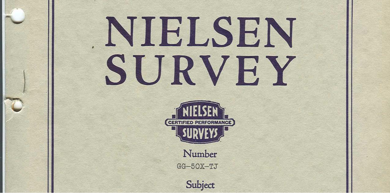 Nielsen | Celebrating 90 Years of Innovation